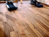 Masivní dřevěné podlahy - obr 1